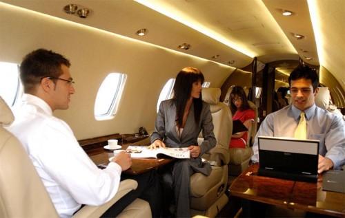 Imagen aviación privada Air city Classic