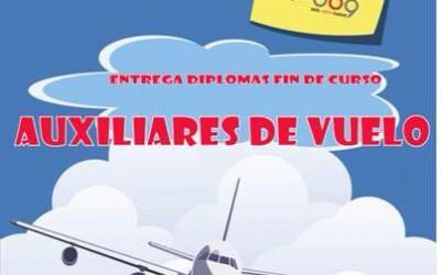 FIESTA AUXILIARES DE VUELO